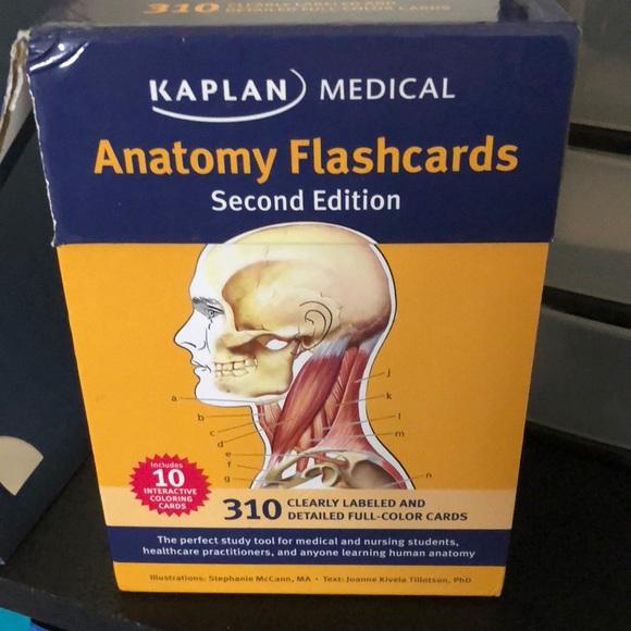 Other Anatomy Flash Cards Poshmark